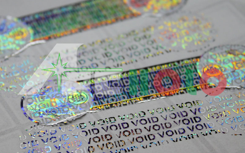 全息防伪标签-VOID材料