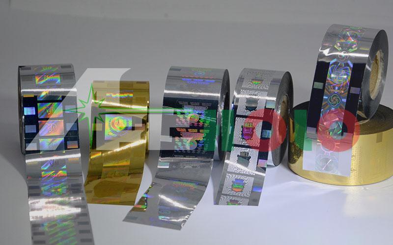 防伪标签-烫金材料